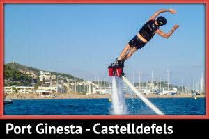 Flyboard Port Ginesta